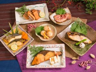 漬魚6種詰め合わせ ホタテ/イカ/秋鮭/ぶり/サワラ 2種 合計17点入り