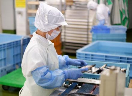 鶴岡食品の衛生管理・品質管理